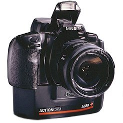 agfa actioncam minolta re-175 professional dslr digital camera 1995