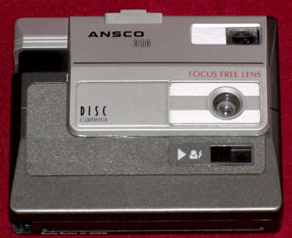 ansco disc camera 310