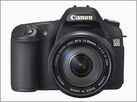 canon eos 3d vintage dslr digital camera 2006