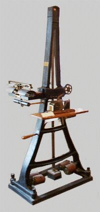 pantelegraph, first commercial fax machine, first commercial facsimile machine, giovanni caselli 1861