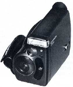 chinin s-2000 hi-band still video camera 1990