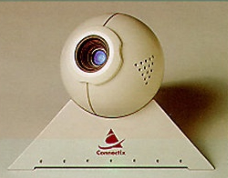 Connectix Color Quickcam digital webcam