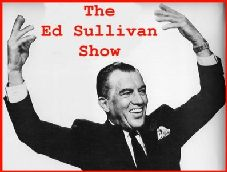 ed sullivan early tv personality 1951