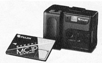 fujix analog ccd card camera 1988