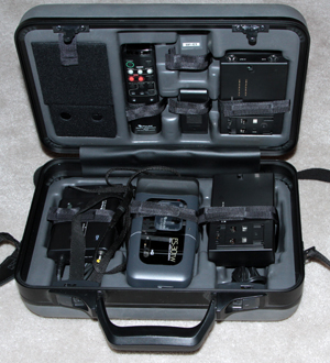 fujix es-30tw still video camera set 1988