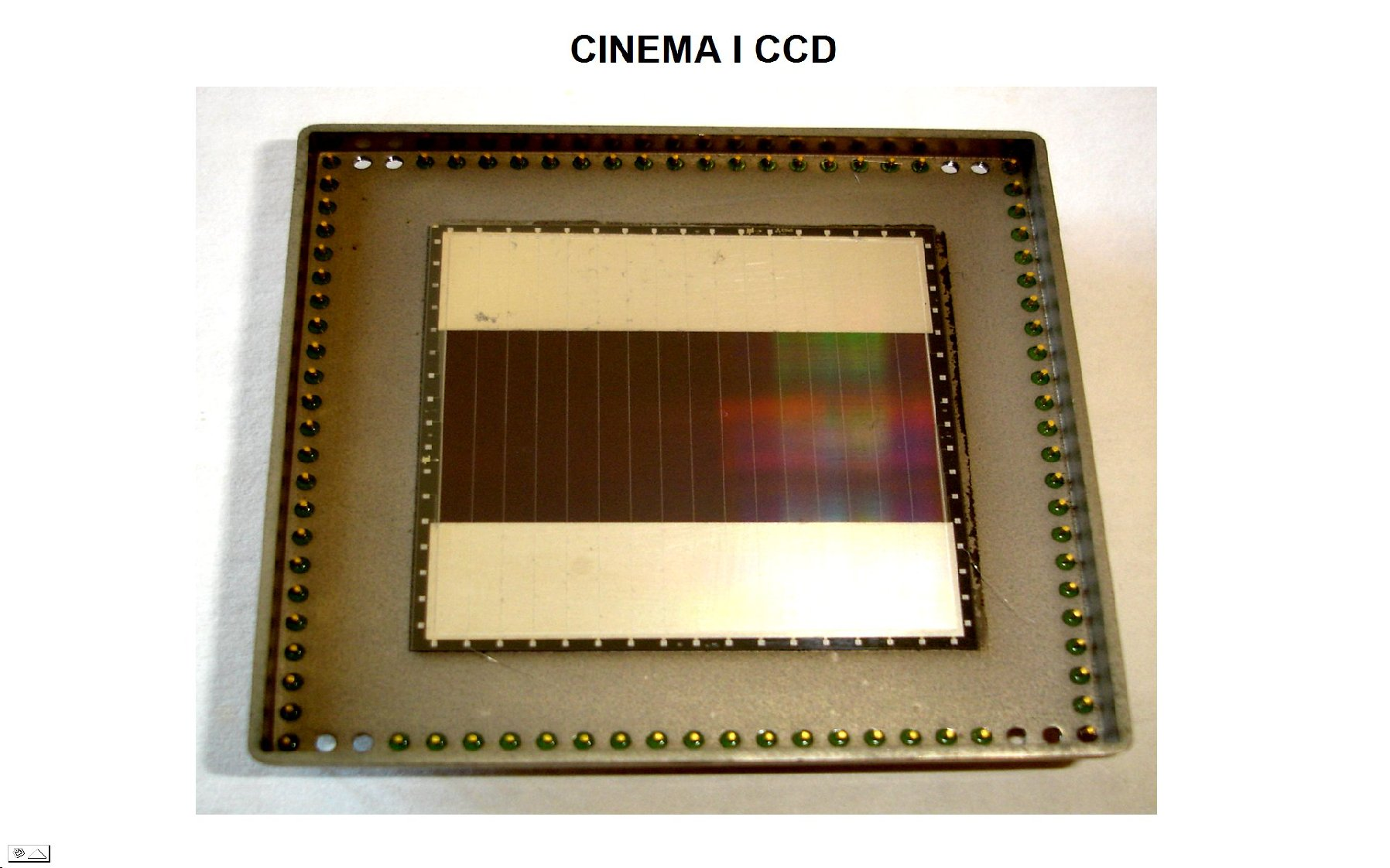 janesick Cinema I commercial CCD imager