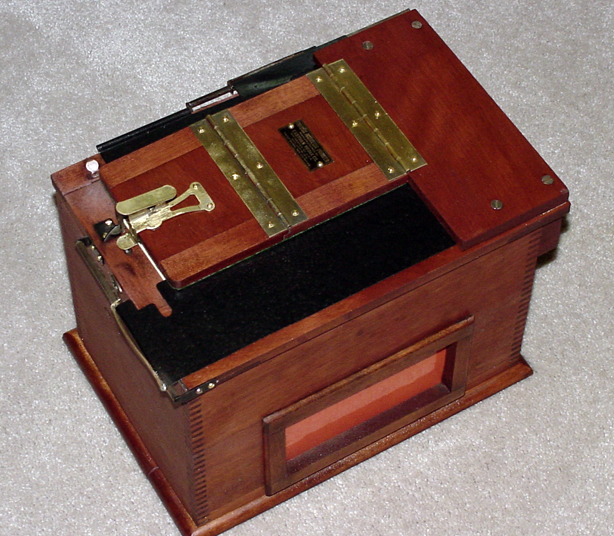 kodak amateur contact printer top view 1914
