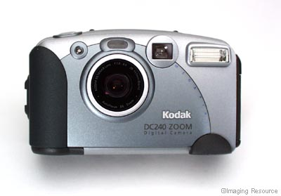 kodak dc240 zoom vintage digital camera 1999