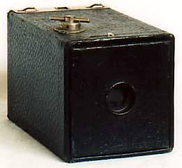 kodak brownie vintage box film camera 1900