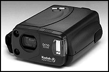 kodak dc-50 zoom, chinones-3000, dycam 10-c digital camera 1995