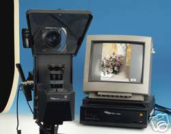 kodak prism xlc camera and monitor 1988