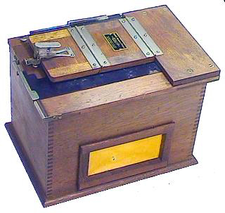 kodak amateur contact printer 1914