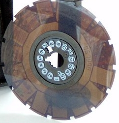 disc camera cartridge film disc