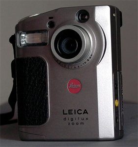 leica digilux zoom 2000 vintage digital camera 2000