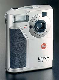leica delux vintage digital camera 1998