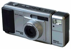 nikon coolpix 900, e900,, 910, 900s, e900s vintage digital camera 1998