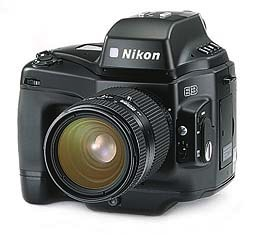 nikon e3, e3s, fuji ds-560, ds-565 vintage digital camera 1998