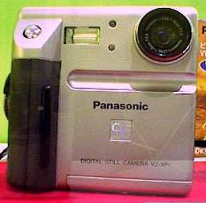 panasonic vz-xp1 protype digital camera 1996