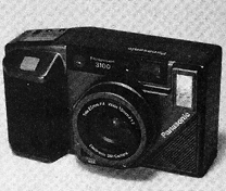 panasonic photovision 3100 still video camera 1987