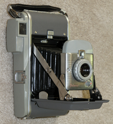 Polaroid Model 80 Highlander