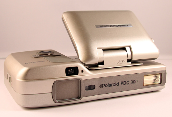 polaroid pdc-800, ricohrdc-2 digital camera 1997