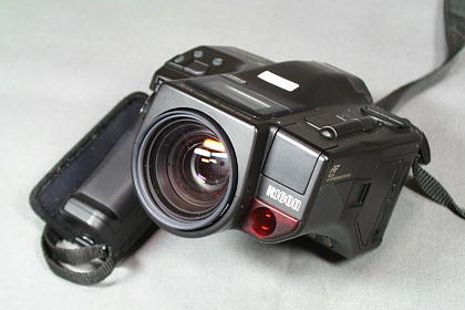 ricoh mirai 35 mm film camera 1988