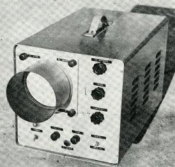 slow scan tv equipment 1957