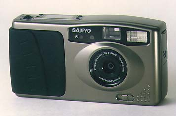 sanyo vpa-ga digital camera 1996