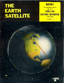 sputnik 1 recording from space