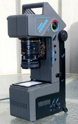 tamron fotovix ntsc ccd video camera scanner 1991