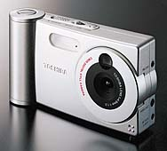 toshiba pdr-5, allegretto 5 vintage digital camera