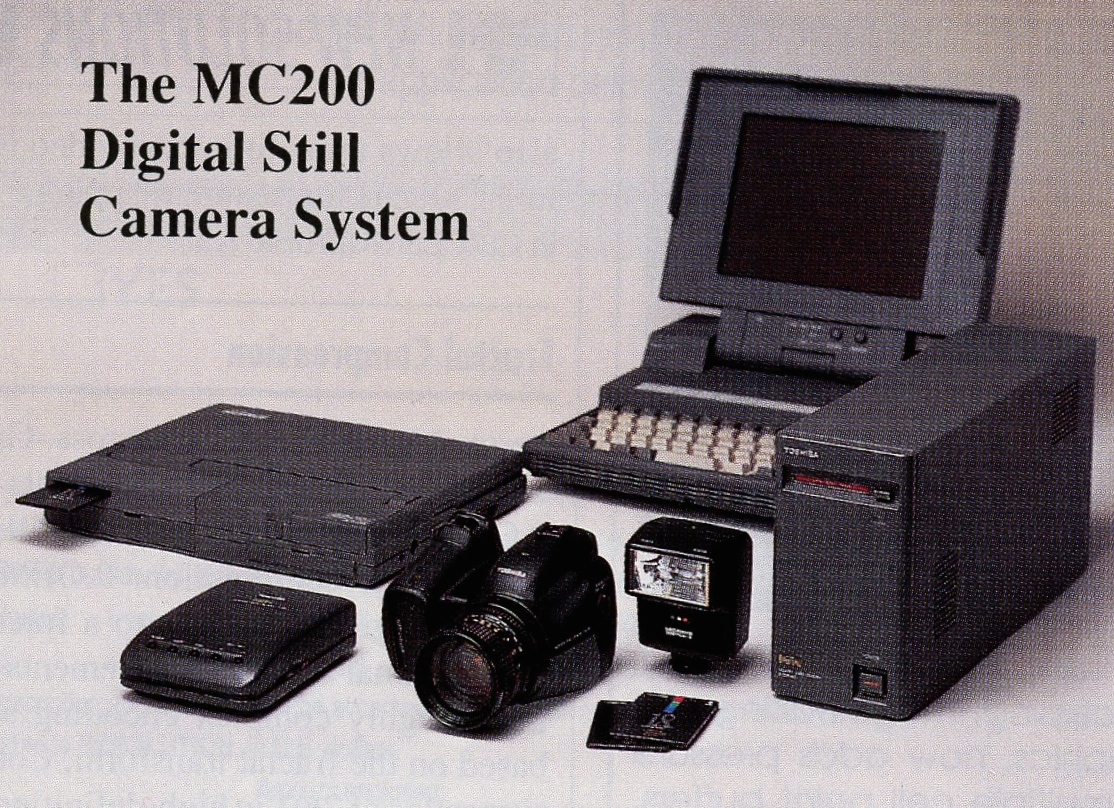 Toshiba MC200 set