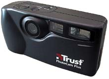 trust photocam plus vintage digital camera 1998
