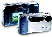 viewcome topocam tc-320dsc vintage digital camera 1998