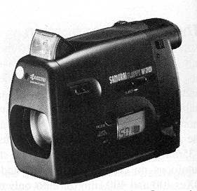 yashica samurai v-70 hi-band still video camera 1990