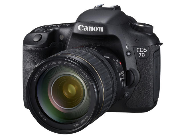 canon eos 7d vintage dslr digital camera 2009