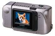 casio qv-11 digital camera 1997