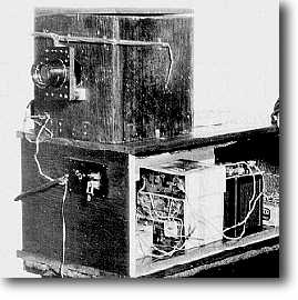 first television camera built by philo farnsworth 1932
