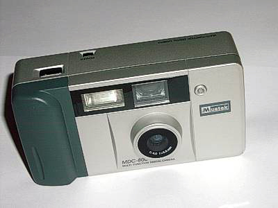 mustek mdc-800 vintage digital camera 1999
